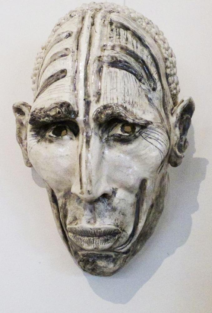 Robyn Sharp: Mask