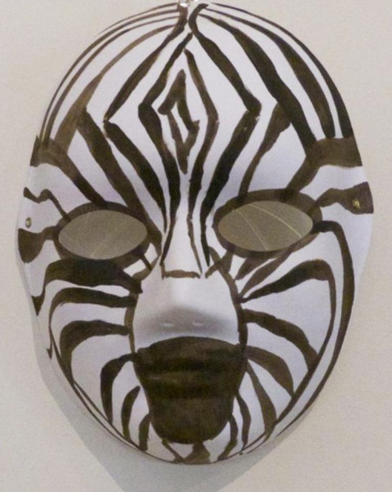 Eve Smith: Zebra