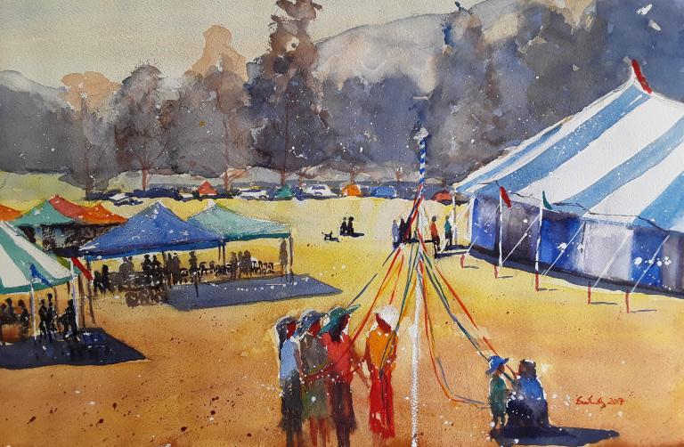 Kangaroo Valley Folk Festival