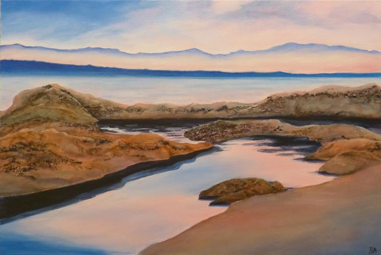 Barbara Acworth: Pink Sky in the Morning