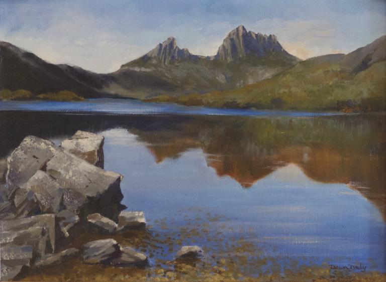 : Cradle Mountain Reflections
