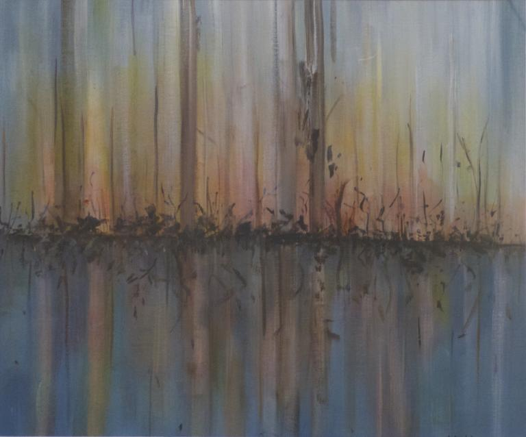 Larraine Hahlos: Billabong Sunrise