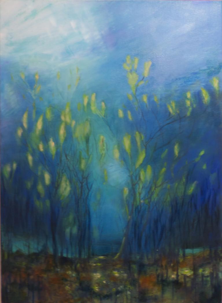 Annie McCarron: Life Below the Surface