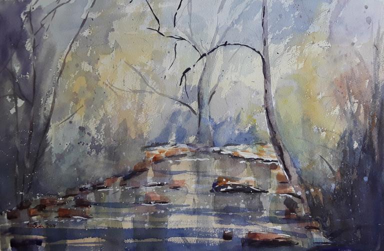 Eve Smith: Kangaroo Valley Creek