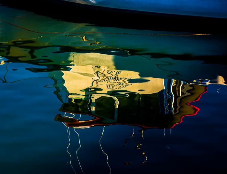 Chris Sutton: Fishmarket Reflections