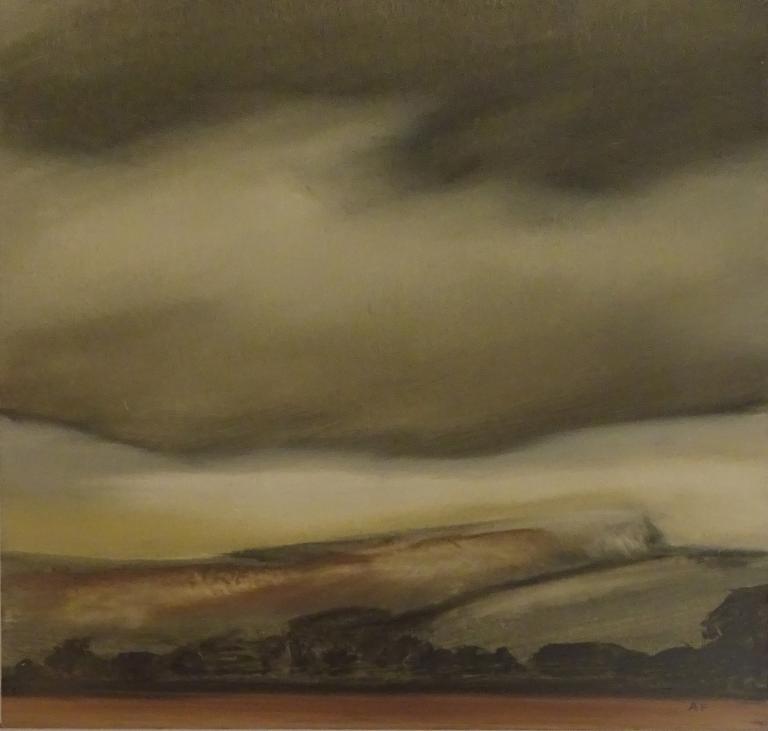 Anne-France Fulgence: Landscape #3