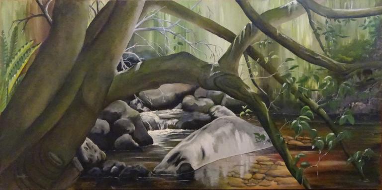Merrin Jeff: Rainforest Stream