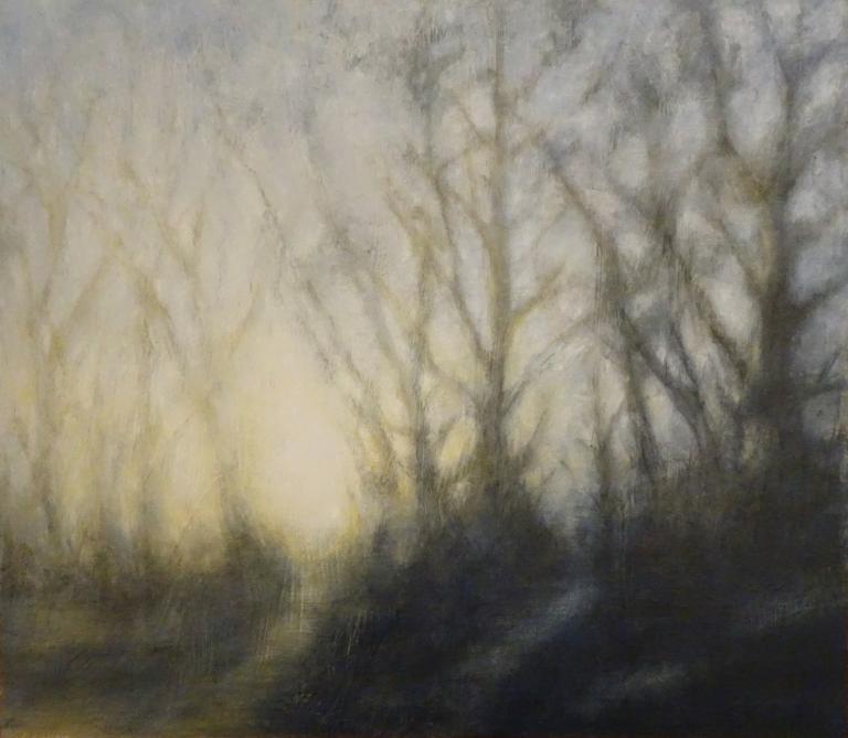 Christine Kelly: Morning Glow Kangaroo Valley