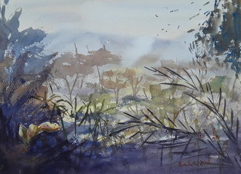 Eve Smith: Kangaroo Valley Mist