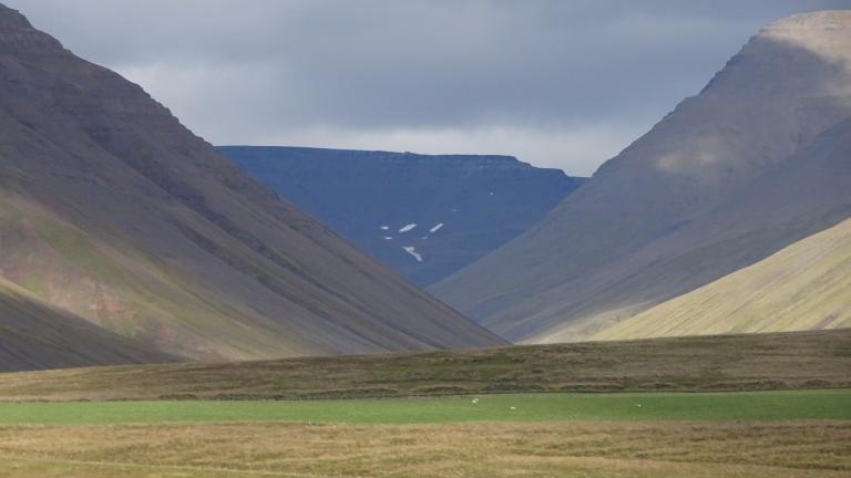 Icelandic Geometry