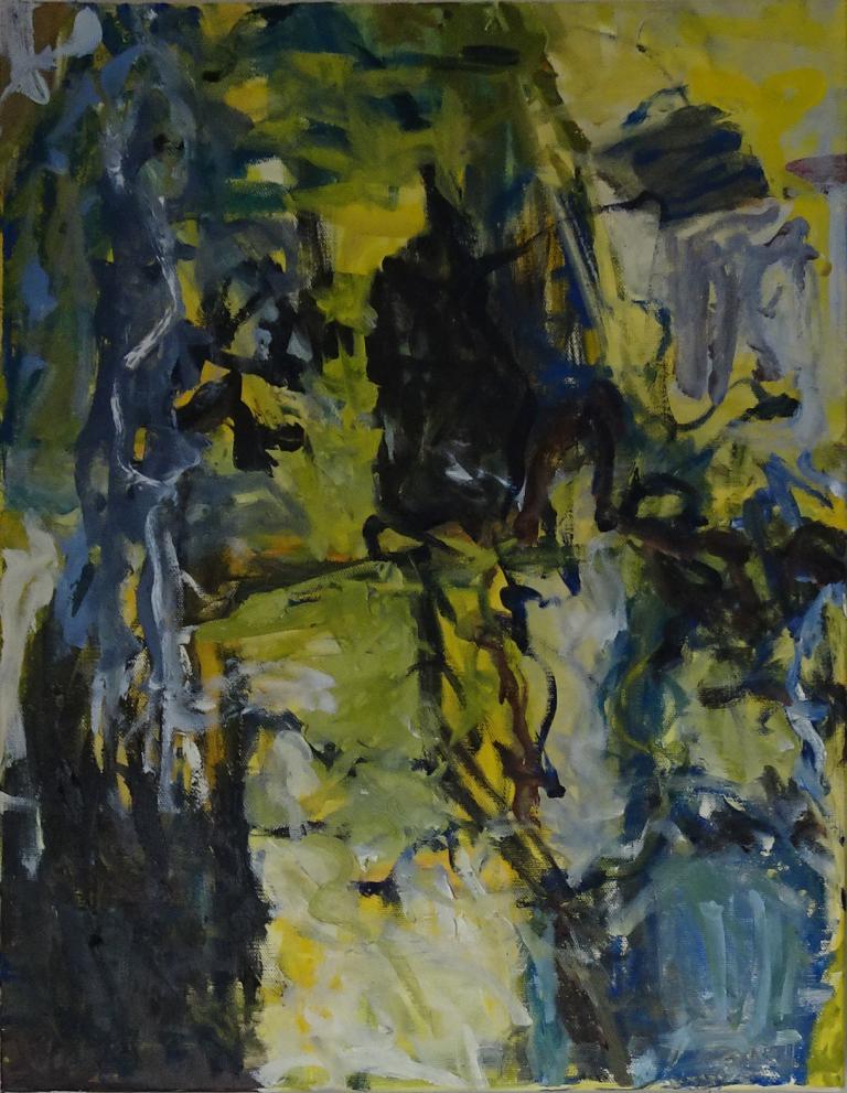 Carla Jackett: Beneath the Canopy