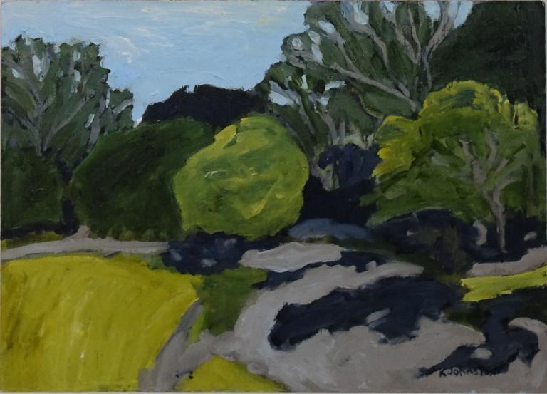 Kaye Johnston: Helen's Driveway