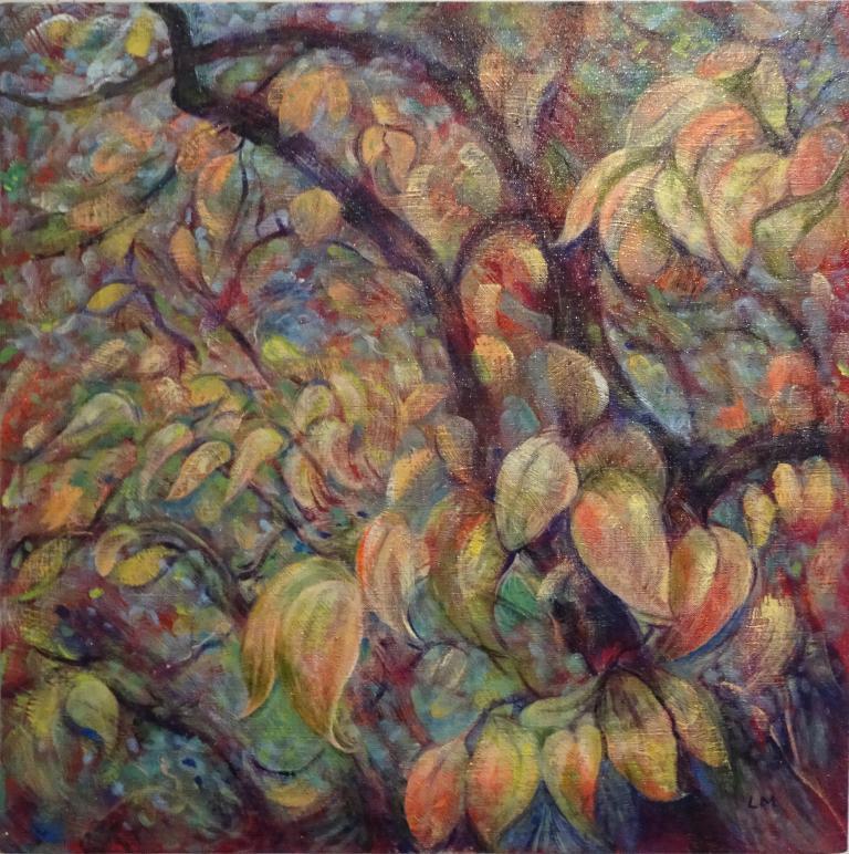 Lynne Mullane: Jenny's Garden