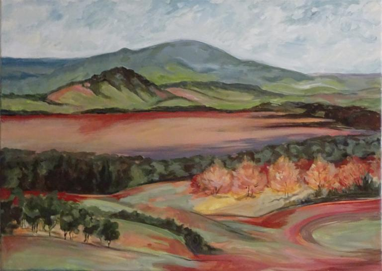 Jenny Thompson: The Red Swamp, Far Meadow