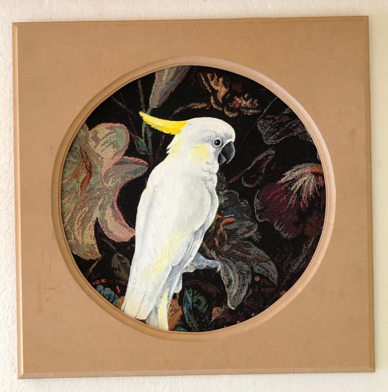 Christine Ann Kelly: Bird and Blossoms lI