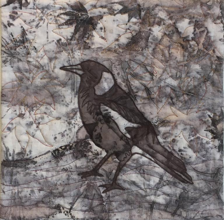 Carolyn Collins: Magpie