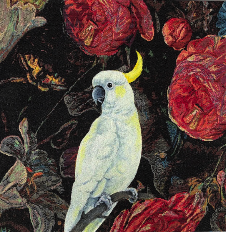 Christine Ann Kelly: Bird and Blossoms l