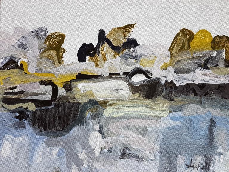 Carla Jackett:Escarpment Bush