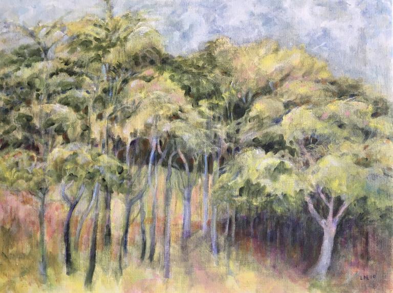 Lynne Mullane: Berry Winter