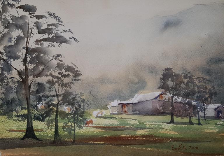 Eve Smith: Good Morning Kangaroo Valley