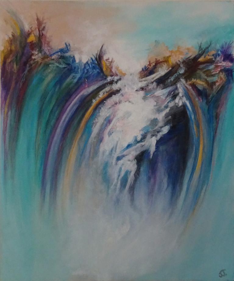 Jo Novich: The Falls