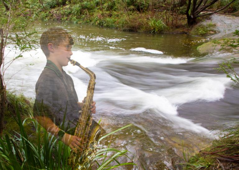 Sue Williamson: Song of the River