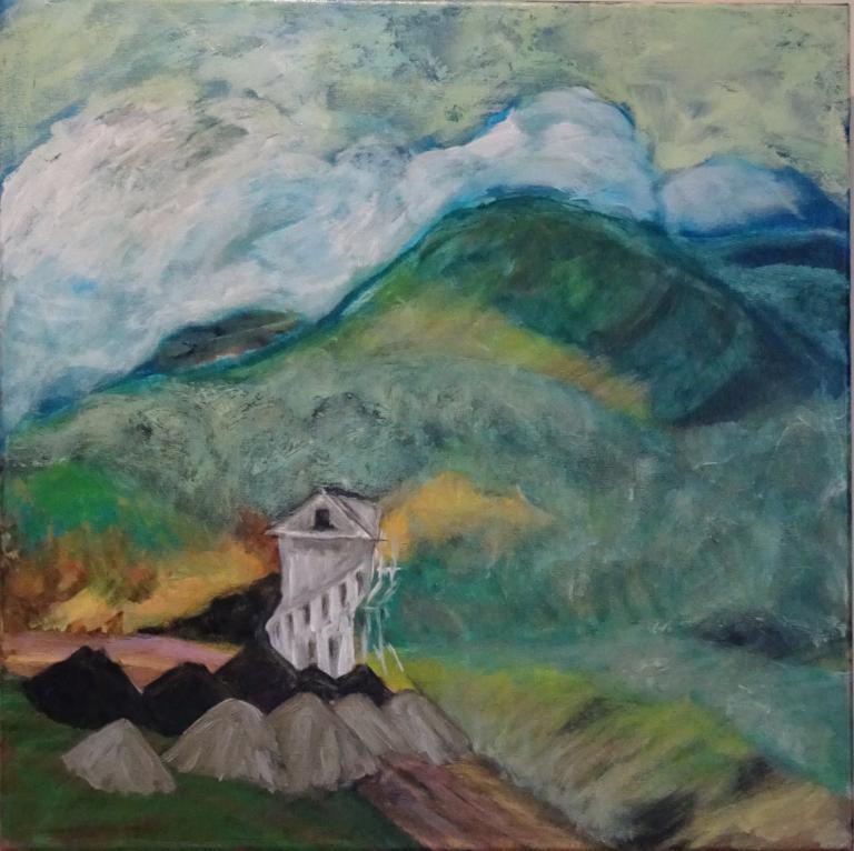 Anne Christofferson: Glenmurray Rd KV