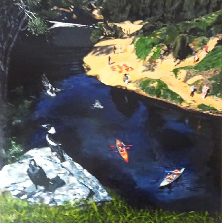 Patrick Cummins: Hampden Bridge